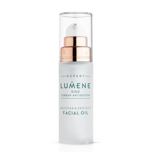 Lumene SISU Recover&Protect Facial Oil Olejek do twarzy
