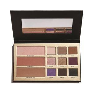 REVOLUTION X MAXINECZKA Paleta do makijażu - Beauty Legacy - TRAVEL-FRIENDLY MAKEUP PALETTE