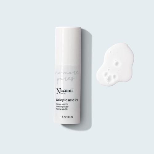 Nacomi Next Level Serum do twarzy Kwas salicylowy 2%