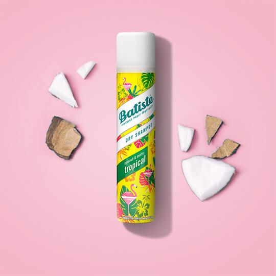 Batiste Suchy szampon Tropical