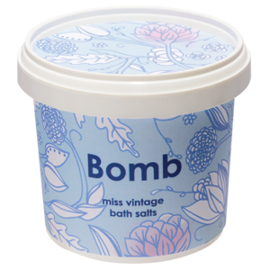 BOMB Cosmetics Sól do kąpieli Panna retro
