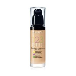 Bourjois123 Perfect Foundation Podkład 51 Vanille Clair