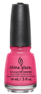 China Glaze Lakier do paznokci Shocking Pink