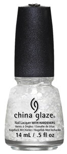 China Glaze Twinkle Lakier do paznokci Chillin With My Snow-Mies