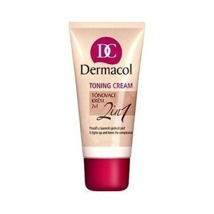 Dermacol 2in1 Toning Cream Tonizujący krem 2w1 Natural