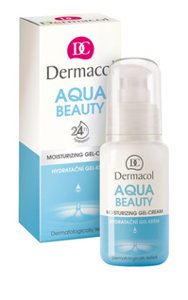 Dermacol Aqua Beauty Żelowy krem do twarzy 50 ml