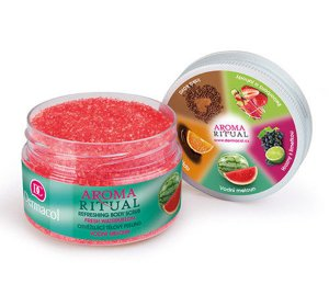 Dermacol Aroma Ritual Body Scrub Peeling do ciała Fresh Watermelon