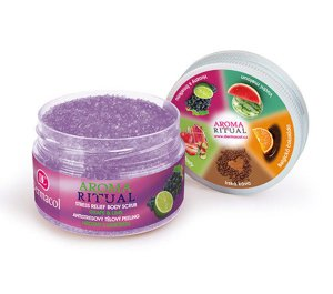 Dermacol Aroma Ritual Body Scrub Peeling do ciała Grape and Lime