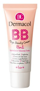 Dermacol BB Magic Beauty Krem BB 8w1 Shell 30 ml