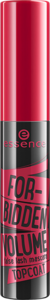 ESSENCE Forbidden volume false lash Mascara Top Coat