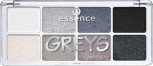 ESSENCE Paleta 8 cieni All About Greys