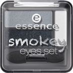 ESSENCE Smokey Eyes Paleta cieni 01 Smokey night