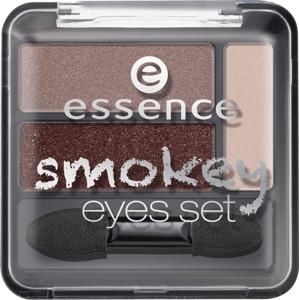 ESSENCE Smokey Eyes Paleta cieni 02 Smokey day