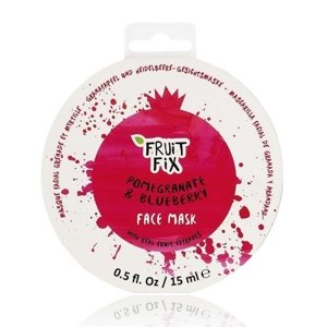 Fruit Fix Face Mask Maska do twarzy Pomegranate&Blueberry