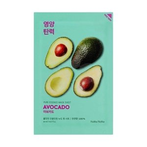 Holika Holika Pure Essence Mask Sheet Maska w płacie Avocado