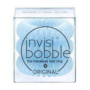 Invisibobble Gumki do włosów SOMETHING BLUE 3 sztuki