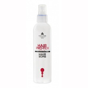 KALLOS KJMN HAIR PRO-TOX Hair Bomb, Balsam do włosów Best in 1 w płynie 200ml