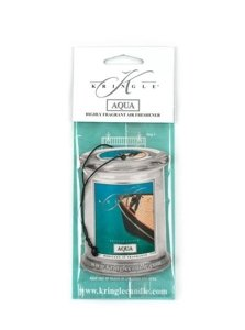 Kringle Candle Air Freshener Zapach do samochodu Aqua