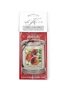 Kringle Candle Air Freshener Zapach do samochodu Cortland Apple