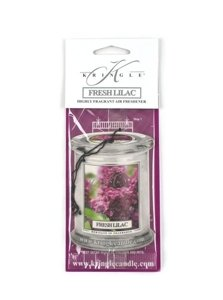 Kringle Candle Air Freshener Zapach do samochodu Fresh Lilac