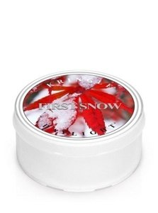 Kringle Candle Coloured Daylight Świeczka zapachowa First Snow