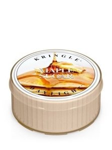 Kringle Candle Coloured Daylight Świeczka zapachowa Maple Sugar