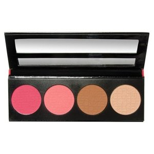 L.A. Girl Beauty Brick Blush Paleta róży GLAM