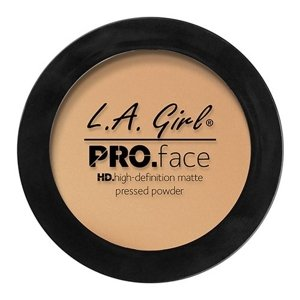 L.A. Girl Matte Powder Puder matujący 608 Soft Honey