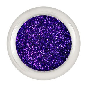 LASplash Brokatowy cień CRYSTALLIZED GLITTER Purple Rain