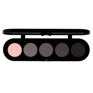 Make-up Atelier Paris Paleta 5 cieni do powiek T20 Mat 10g