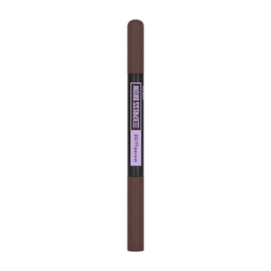 Maybelline Dwustronna kredka do brwi DARK BROWN