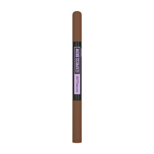Maybelline Dwustronna kredka do brwi MEDIUM BROWN