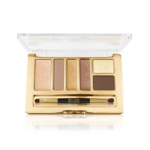 Milani EVERYDAY EYES POWDER EYESHADOW COLLECTION Paleta 6 cieni 02 Bare Necessites