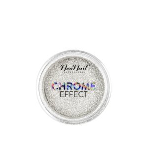 NeoNail Puder Chrome Effect – Silver