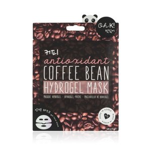 Oh K! Coffee Bean Hydrogel Mask Maska do twarzy w płacie