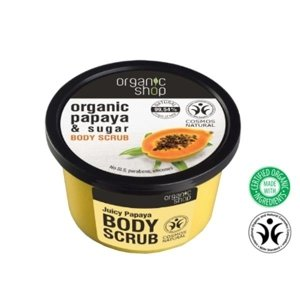 Organic Shop Scrub do ciała Papaya&Sugar OS65