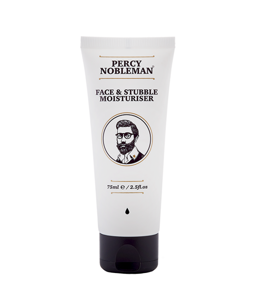Percy Nobleman Face&Stubble Moisturiser Krem do twarzy i zarostu 75ml