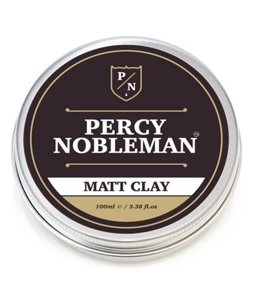 Percy Nobleman Matt Clay Pasta do włosów