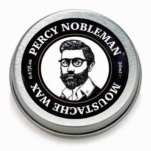 Percy Nobleman Moustache Wax Wosk do wąsów 20ml