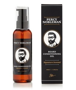 Percy Nobleman Signature Scented Beard Oil Zapachowy olejek do brody 100ml