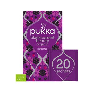 Pukka Herbata Blackcurrant Beauty