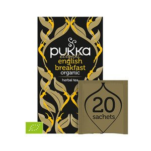 Pukka Herbata Elegant English Breakfast