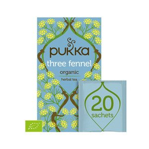Pukka Herbata Three Fennel