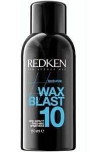 Redken Wax Blast 10 Wosk do włosów w sprayu 150ml