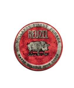 Reuzel Red Water Soluble High Sheen Pig Pomada do włosów 113g