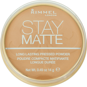 Rimmel Stay Matte Puder do twarzy 09