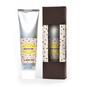Scandia Cosmetics Krem do rąk z masłem Shea 25 % Melon
