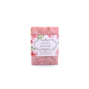 The Secret Soap Store Mydło naturalne z Różą 250g