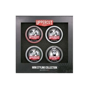 Uppercut Deluxe Mini Styling Collection Zestaw pomad
