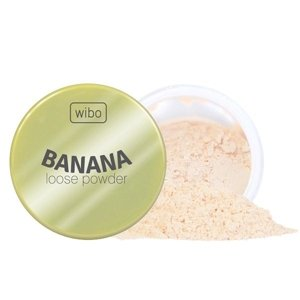 Wibo Banana Loose Powder Sypki puder do twarzy